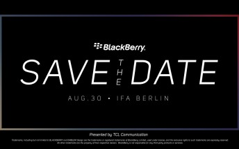 BlackBerry releases a teaser for the KEY2 LE, confirms IFA 2018 launch