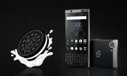 BlackBerry Keyone starts receiving the Oreo update today