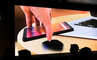 Wireless BlackBerry charging pad