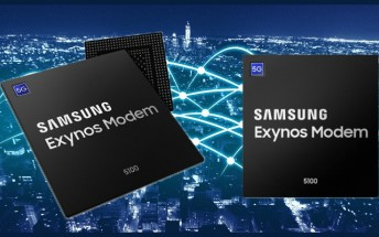 Samsung announces world's first 5G modem - the Exynos 5100