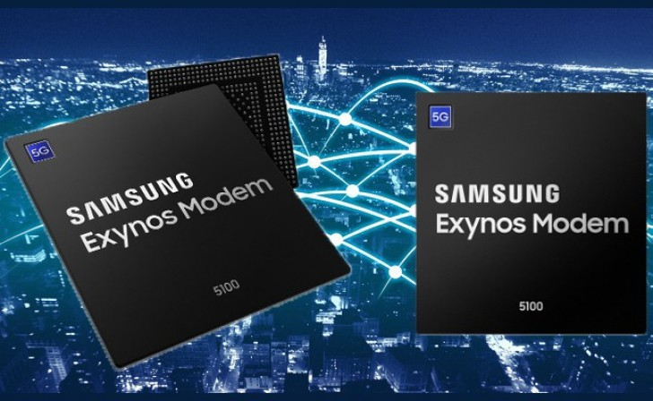 Samsung announces first 3GPP-compliant 5G modem, the Exynos Modem 5100