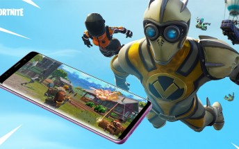 Fortnite for Android is no longer limited to Samsung devices but you still need to wait