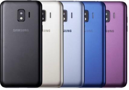 Samsung Galaxy J2 Core color options