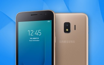 Samsung's first Android Go Edition phone unveiled: the Galaxy J2 Core