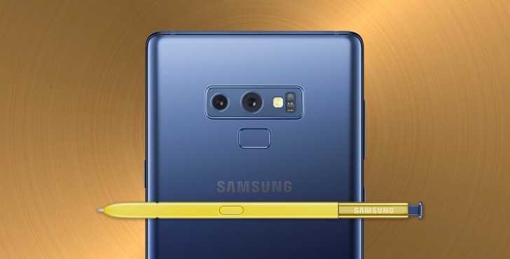 512GB version of Samsung Galaxy Note9 gets more pre-orders than the 128GB one