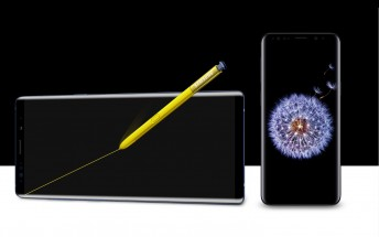 Samsung Galaxy Note9 pre-orders top S9 according to Korean carrier