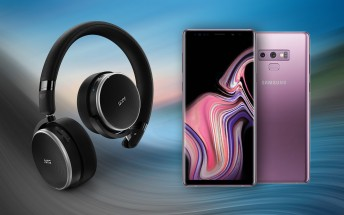 Sprint's pre-order deal for Galaxy Note9 leaks, includes $300 AKG headphones