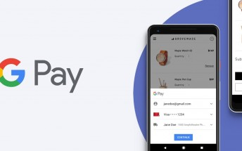 Google expands its Google Pay support with 30 more banks in the US