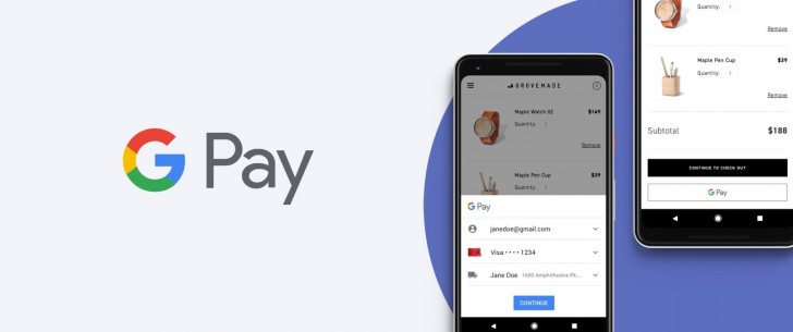 Google expands its Google Pay support with 30 more banks in