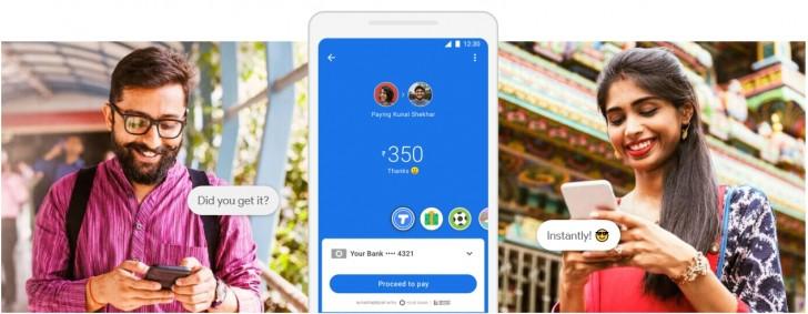 Google rebrands Tez to Google Pay in India - GSMArena com news