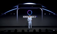 Honor teases the Magic 2 with slide-out cameras and FullView display