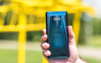 HTC U12+ important update - system performance, battery life and pressure buttons