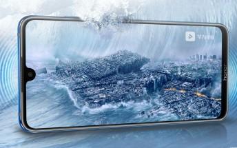 "Honor 8X appears on TENAA with 6.5"" screen"