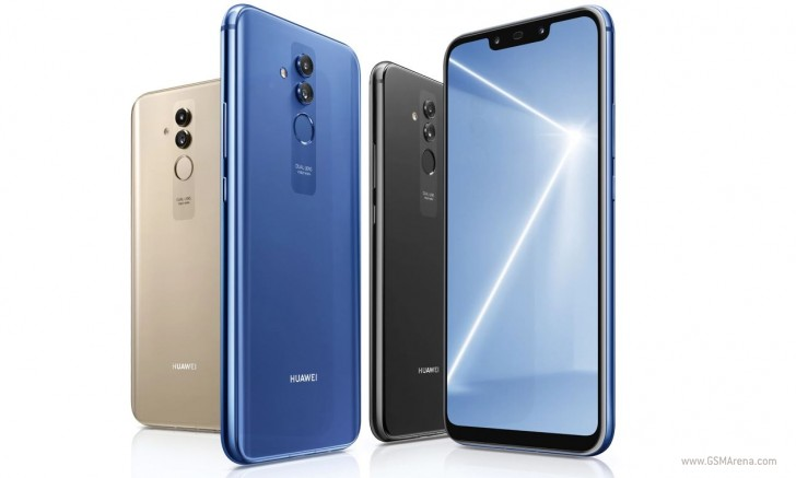 Huawei Mate 20 Lite Seems Official Now Goes On Sale In