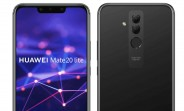 Huawei Mate 20 Lite press images surface