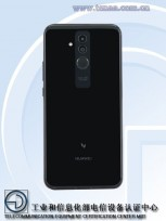 Huawei Mate 20 Lite TENAA photos