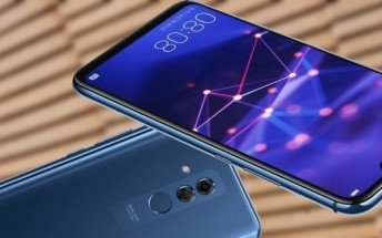 Huawei Mate 20 Lite to hit China as Huawei Maimang 7