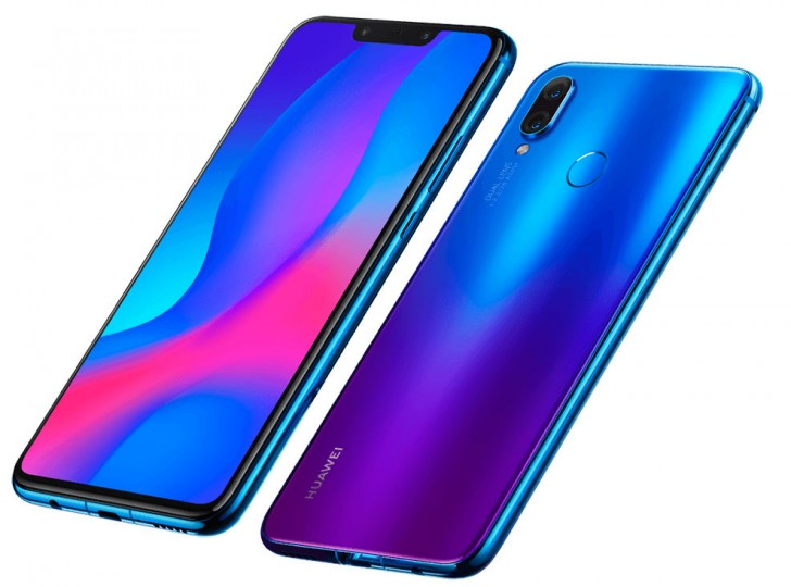 Huawei nova 3 goes on open sale on August 23, nova 3i Iris Purple on
