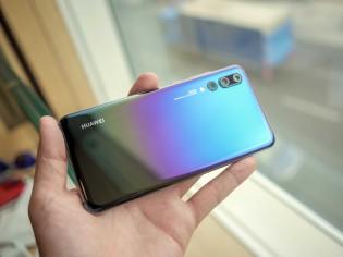 Huawei P20 Pro in Morpho Aurora