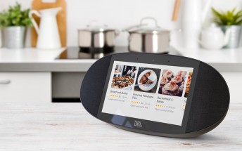 JBL Link View smart display with Google Assistant goes up for pre-order