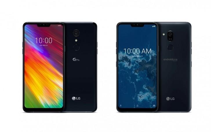 LG anuncia LG G7 rodando o Android One e LG G7, versão mais básica 1
