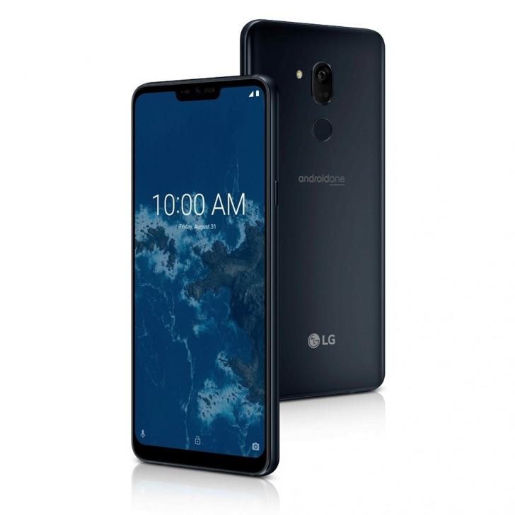LG anuncia LG G7 rodando o Android One e LG G7, versão mais básica 2