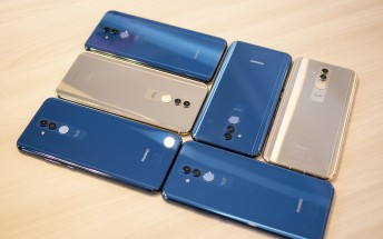 Huawei Mate 20 Lite stars in a few detailed hands-on articles