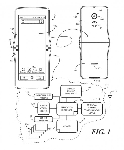 possible razr drawings spotted in latest motorola hardware