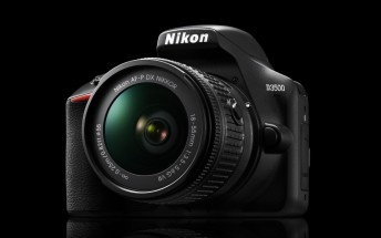 Nikon announces D3500 DSLR for $499