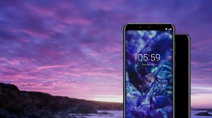 Nokia 5.1 Plus in Europe, hiding its notch