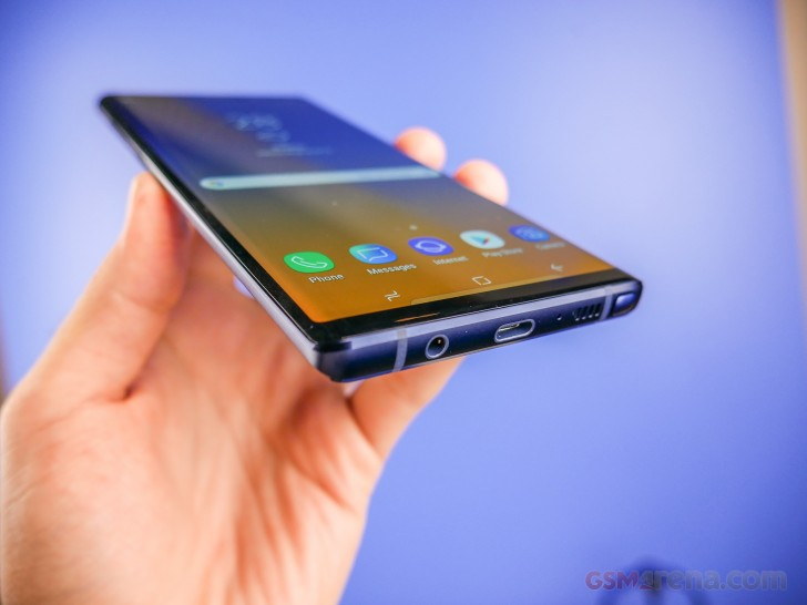 DisplayMate: Samsung Galaxy Note9 has the best display ever