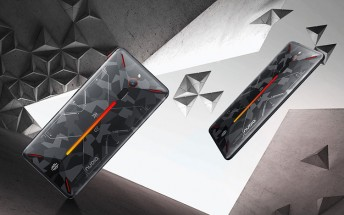 ZTE unveils limited edition Camouflage nubia Red Magic