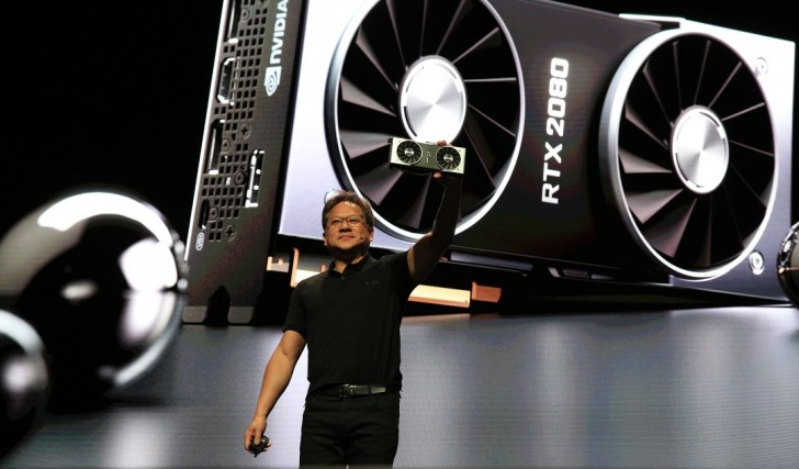 NVIDIA announces new GeForce RTX series of graphics cards with real