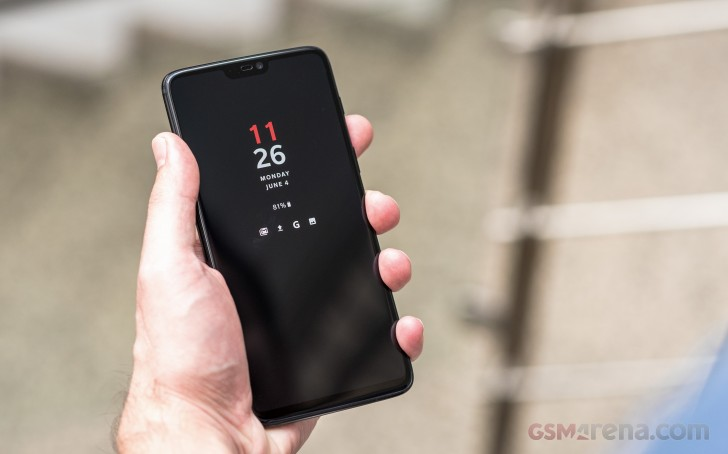 OnePlus 6T to Launch on T