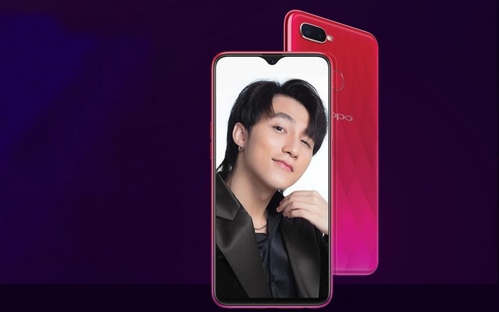 Oppo F9 specifications leaked, tipped with 25MP camera and 3500mAh battery