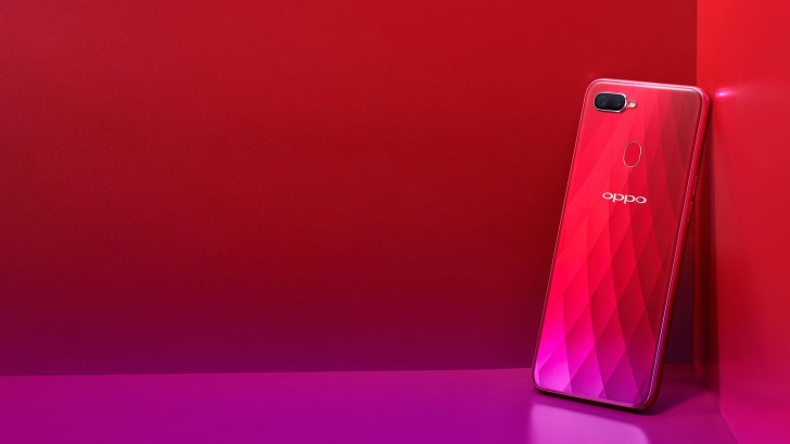 Oppo F9 goes live in India as F9 Pro - Helio P60, 6GB RAM