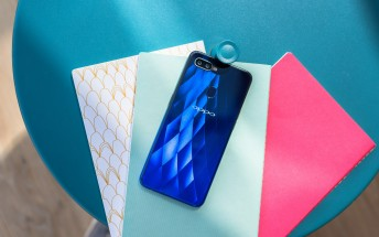 Oppo F9 Pro now on sale in India in various online and offline stores