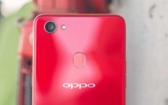 Oppo teases the F9 with two new images
