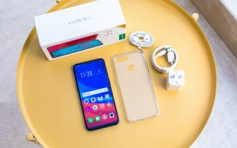 Our Oppo F9/Oppo F9 Pro video unboxing and hands-on is up