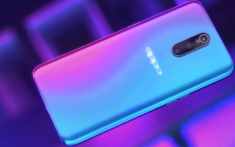 Video teaser shows off Oppo R17 Pro's triple camera and design