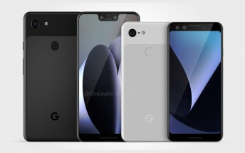 Google Pixel 3 and 3 XL pre-orders stating right after the October 9 event