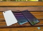 Pixel 3 XL, Huawei P20 Pro and Note9 side by side