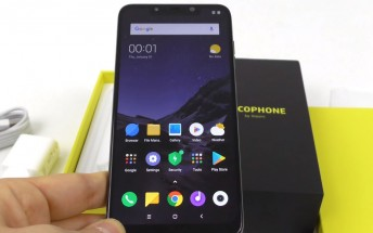 Xiaomi Pocophone F1 launch date confirmed as video unboxing