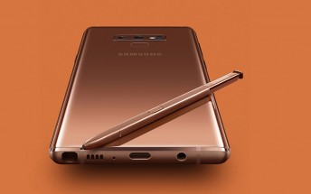 Samsung Galaxy Note9 goes live with better S Pen, bigger battery and screen