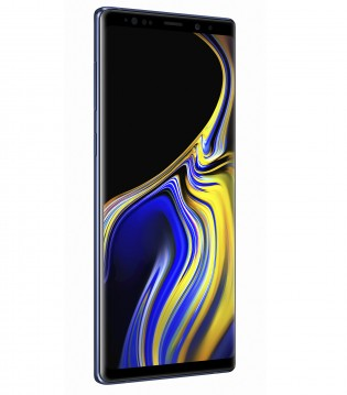 Samsung Galaxy Note9 in Ocean Blue