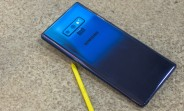 Samsung Galaxy Note9 promo videos are up