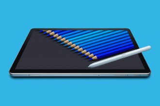 Samsung Galaxy Tab S4 10.5 comes with an S Pen
