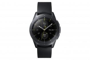 Samsung Galaxy Watch in Black