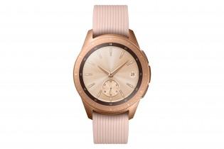 Samsung Galaxy Watch in Rose Gold