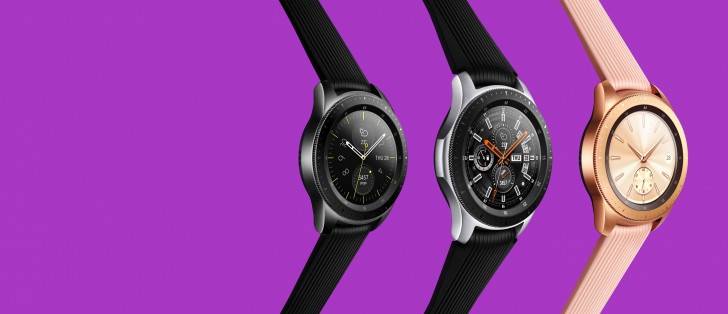 Samsung unveils Tizen-powered Galaxy Watch in 42mm and 46mm sizes